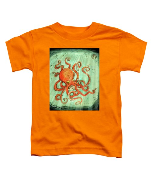 Octo Tako With Surprise Toddler T-Shirt