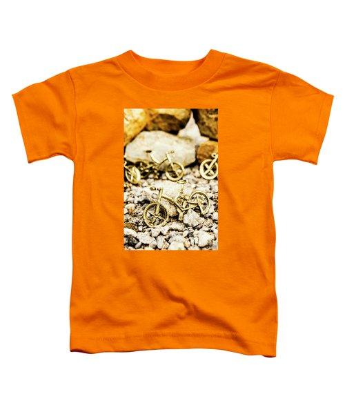 Off Road Bike Trinkets Toddler T-Shirt