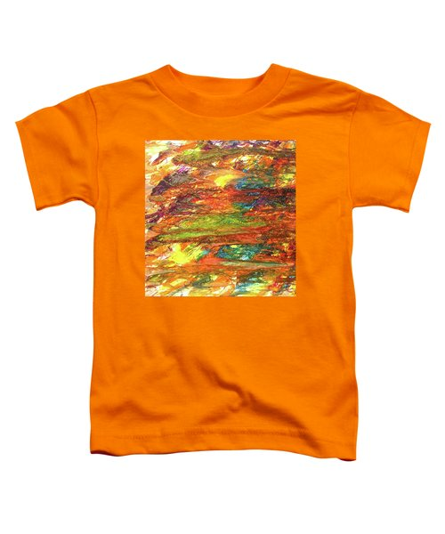 5-offspring While I Was On The Path To Perfection 5 Toddler T-Shirt
