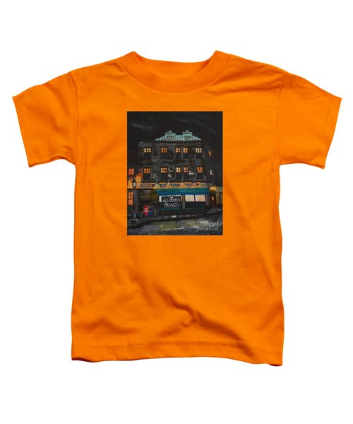 Old Colony Running Events Toddler T-Shirt