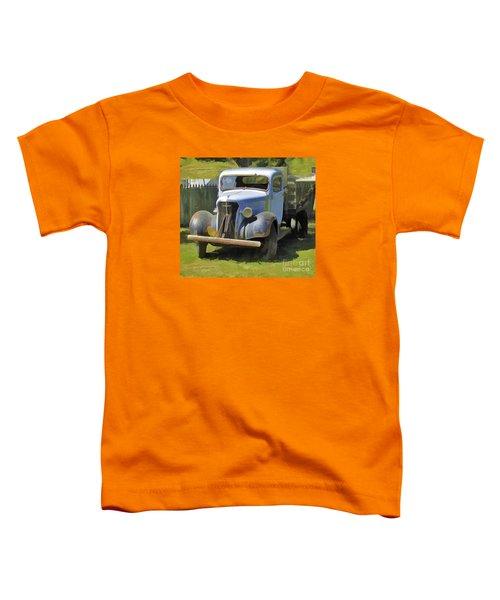 Old Soul #2 Toddler T-Shirt