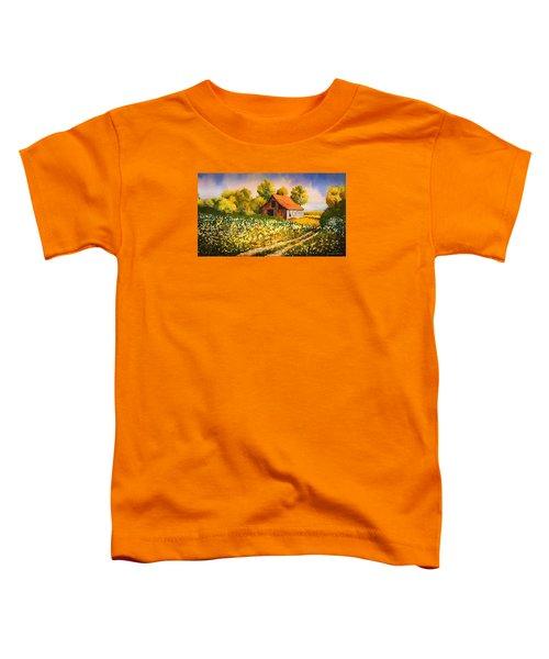 Old Spring Farm Toddler T-Shirt