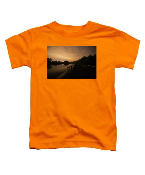 On The Pier Toddler T-Shirt