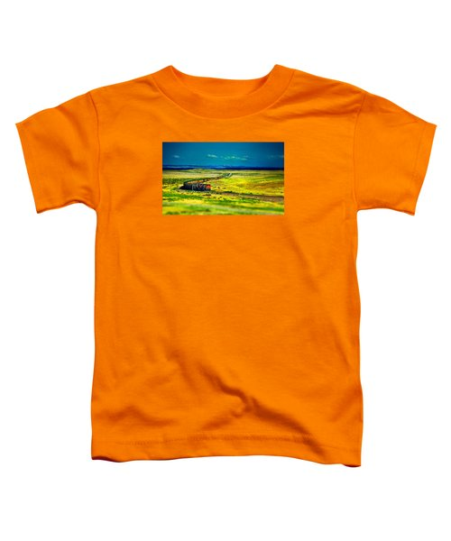 On The Rails Toddler T-Shirt