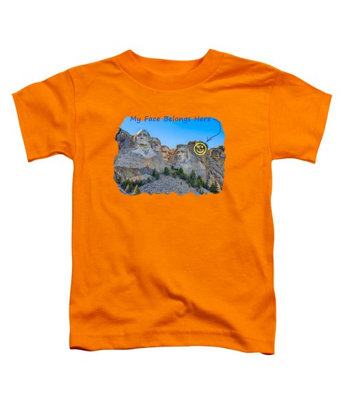 One More Toddler T-Shirt
