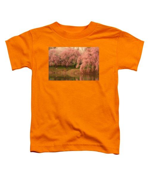 One Spring Day - Holmdel Park Toddler T-Shirt