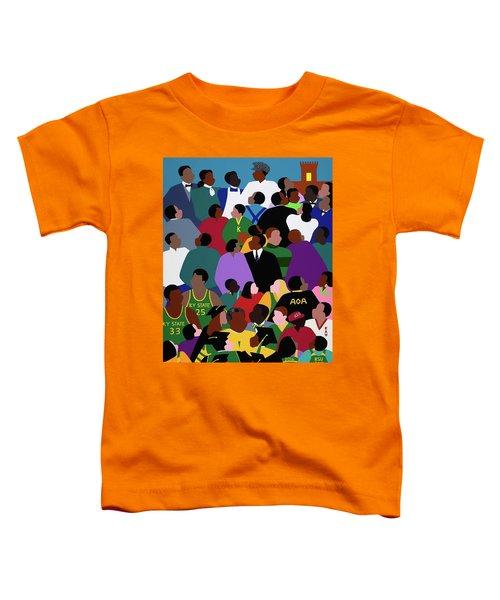 Onward And Upward Toddler T-Shirt
