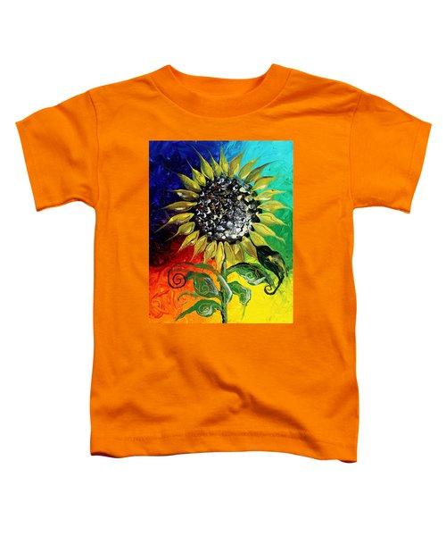 Open Toddler T-Shirt