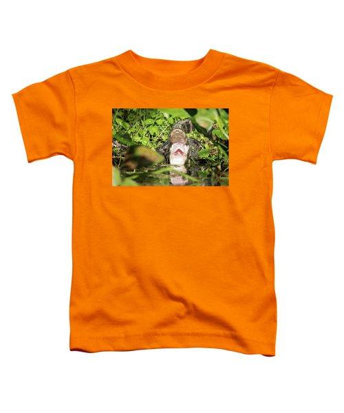 Open Wide Toddler T-Shirt