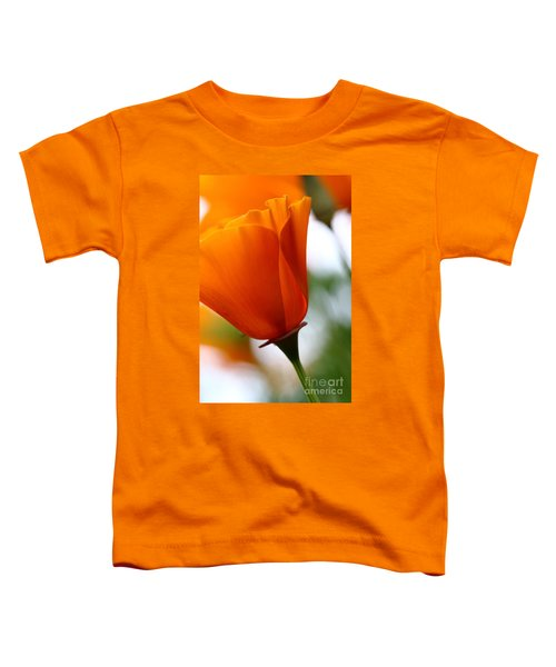 Orange California Poppy . 7d14789 Toddler T-Shirt