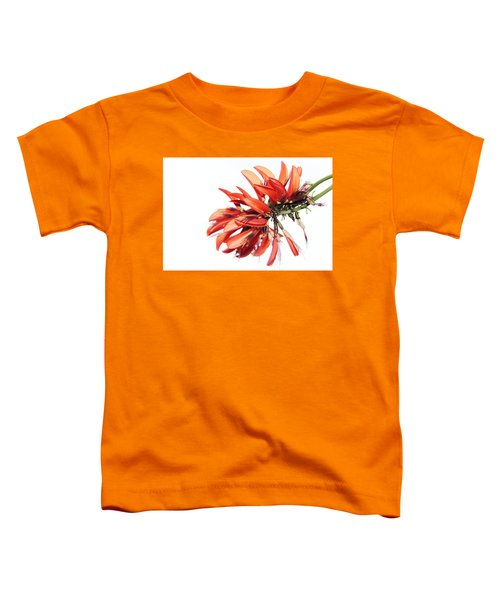 Toddler T-Shirt featuring the photograph Orange Clover I by Stephen Mitchell