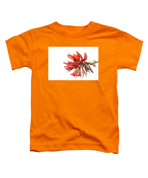 Toddler T-Shirt featuring the photograph Orange Clover IIi by Stephen Mitchell