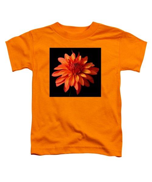 Orange Flame Toddler T-Shirt