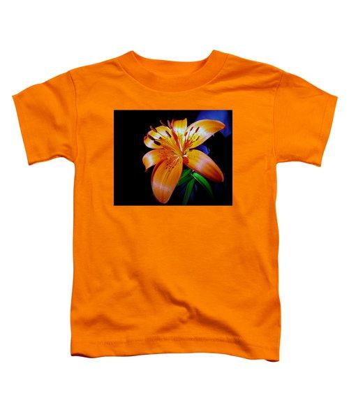 orange Glow Toddler T-Shirt