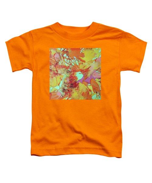 Orange Is The New Orange Toddler T-Shirt