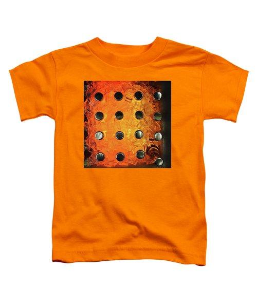 Orange Pop! #orange #pop #sodapop Toddler T-Shirt