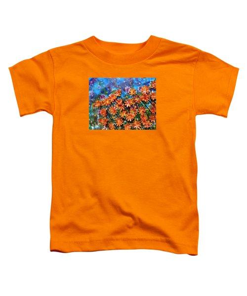 Amazing Orange Toddler T-Shirt