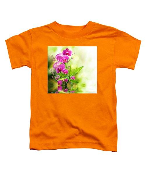 Orchidaceae Toddler T-Shirt