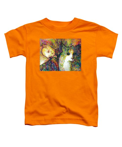 Oscar And Coco Toddler T-Shirt
