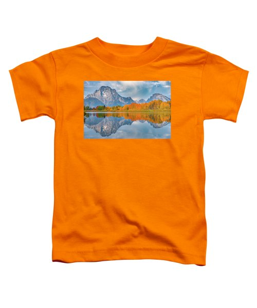 Oxbow's Autumn Toddler T-Shirt