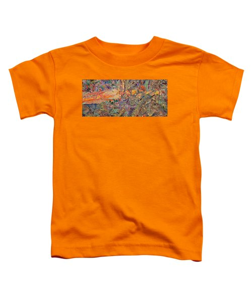 Paint Number 34 Toddler T-Shirt