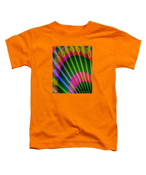 Paintbrushes Toddler T-Shirt