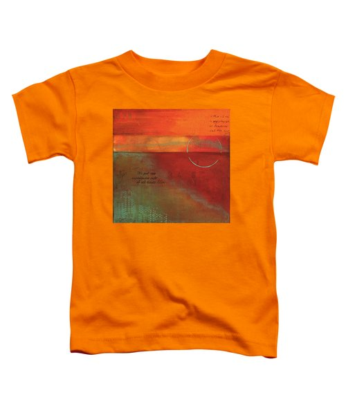 Painterly Toddler T-Shirt