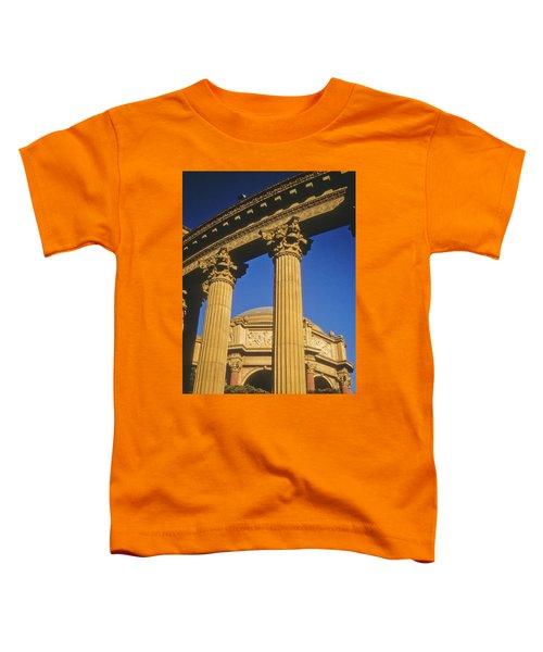 Palace Of Fine Arts, San Francisco Toddler T-Shirt