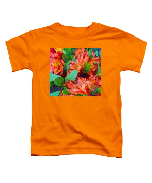 Palette Of Nature 2 Toddler T-Shirt