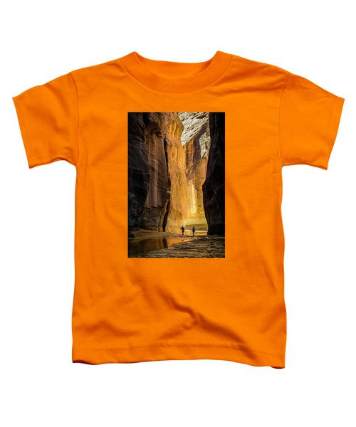 Toddler T-Shirt featuring the photograph Paria by Whit Richardson