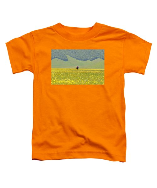 Parko Nazionale Dei Monti Sibillini, Italy 1 Toddler T-Shirt