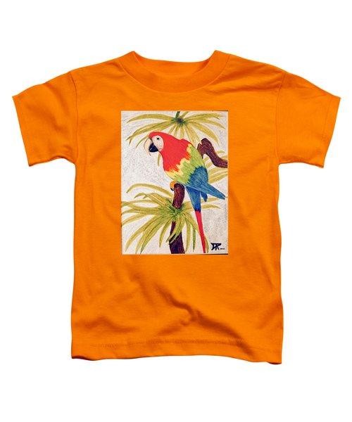 Parrot Toddler T-Shirt