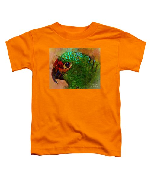 Parrote Toddler T-Shirt