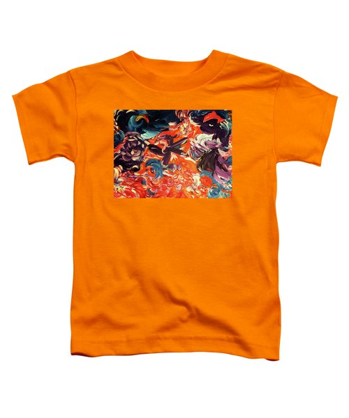 Party In A Parallel Reality Toddler T-Shirt