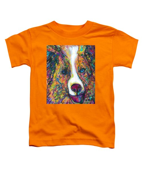 Patches Toddler T-Shirt