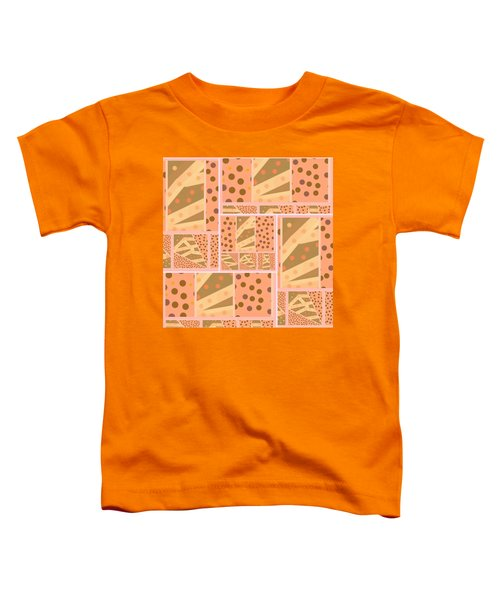Patterns Of Finding Solace 200 Toddler T-Shirt