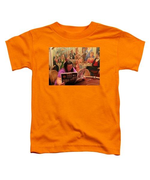 Pattie Poker Toddler T-Shirt