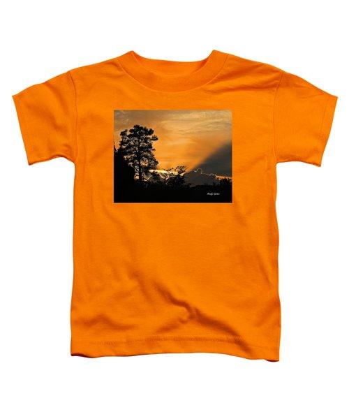 Payson Sunset Toddler T-Shirt