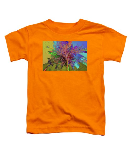 P C C Elm In The Wait Of Bloom Toddler T-Shirt