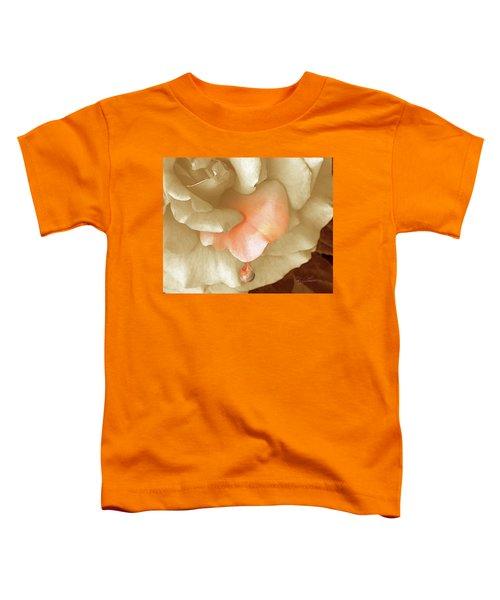 Peach Morning Toddler T-Shirt