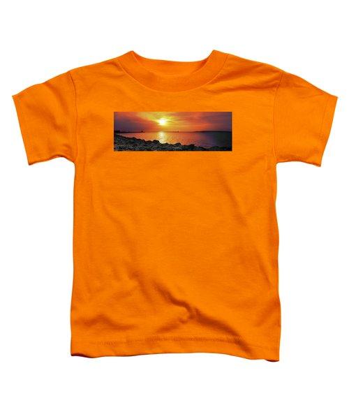 Petoskey Sunset Toddler T-Shirt