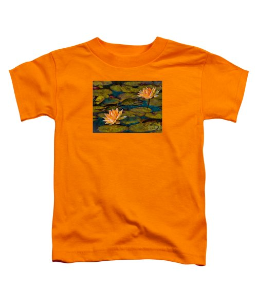 Picnic By The Pond Toddler T-Shirt