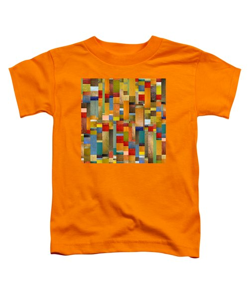 Pieces Parts Toddler T-Shirt
