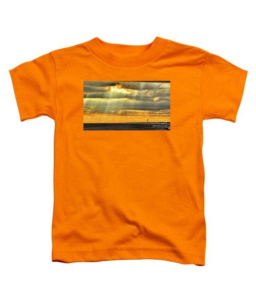 Pier Rays Toddler T-Shirt