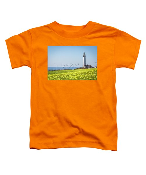 Pigeon Point Light Station Historic Park Toddler T-Shirt