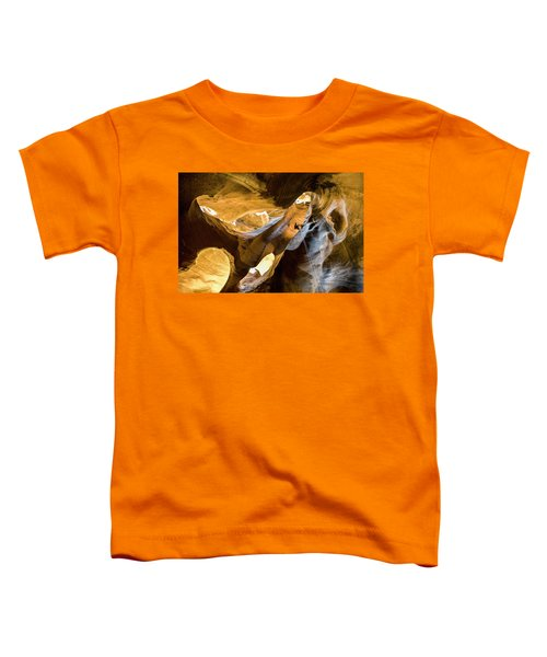 Toddler T-Shirt featuring the photograph Pine Creek 2 by Whit Richardson