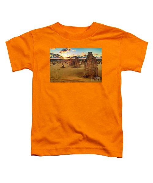 Pinnacles 8 Toddler T-Shirt
