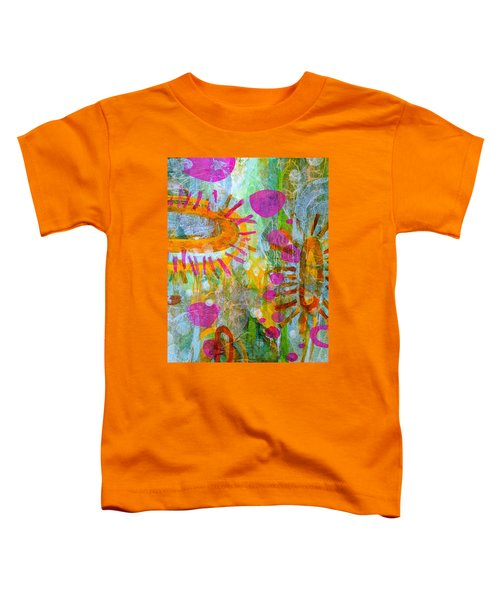 Playground In The Sea Toddler T-Shirt