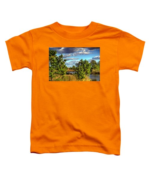 Pleasure House Point Natural Area  Toddler T-Shirt