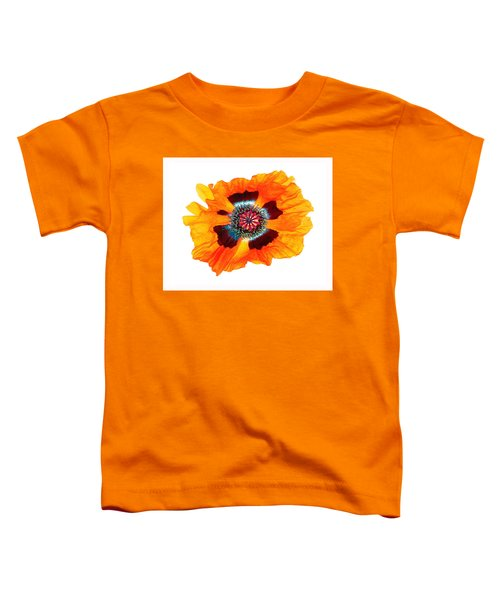 Poppy Pleasing Toddler T-Shirt